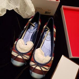Ladies Authentic Coach shoes